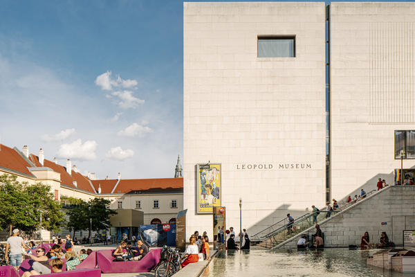 Museumsquartier | © WienTourismus/Paul Bauer