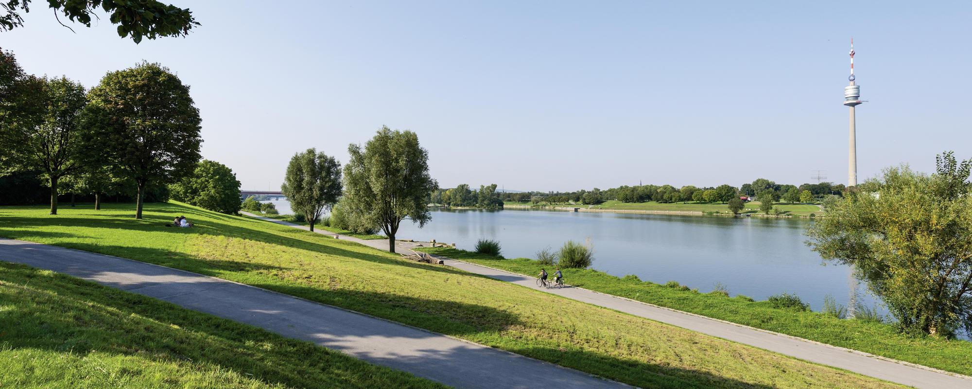 Freizeitparadies Donauinsel   © WienTourismus/Christian Stemper