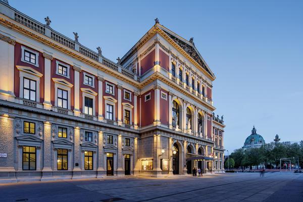 Musikverein | © WienTourismus/Christian Stemper