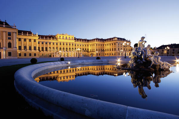Schloss Schönbrunn   © WienTourismus/Peter Rigaud