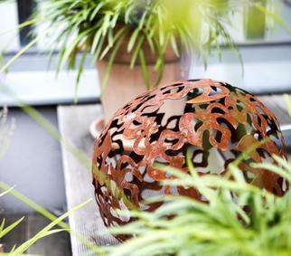 Gartendeko für eine angenehme Atmosphäre