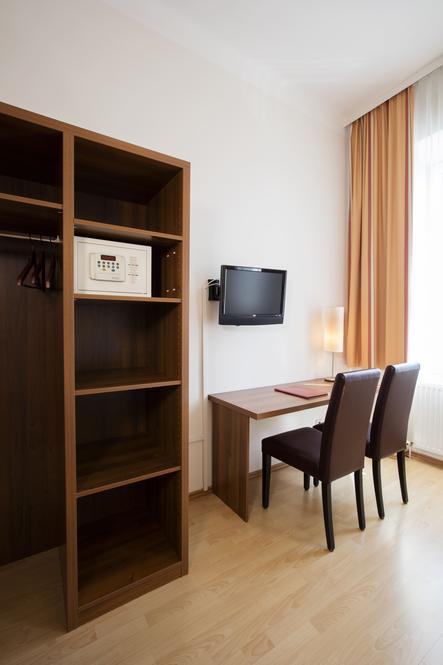 Junior Suite im Hahn Hotel Vienna