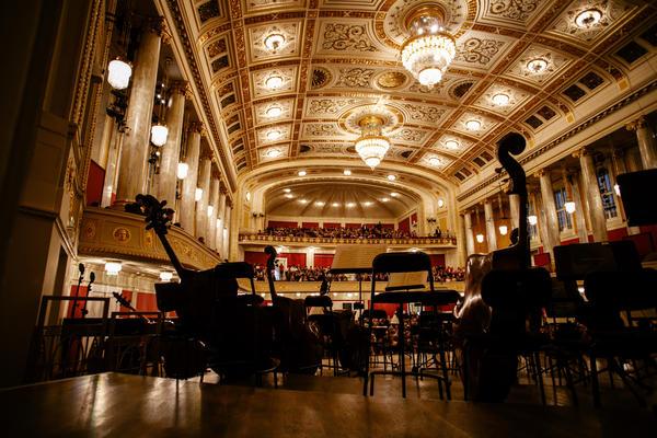 Wiener Konzerthaus | © WienTourismus/Peter Rigaud